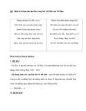 ĐỀ: Phân tích đoạn thơ sau đây trong bài Việt Bắc của Tố Hữu