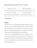 """ĐỀ: Phân tích đoạn thơ sau trong bài thơ """"Việt Bắc"""" của Tố Hữu"""