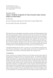 """Báo cáo hóa học: """"  Research Article About K-Positivity Properties of Time-Invariant Linear Systems Subject to Point Delays"""""""