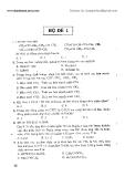 Tuyển tập bộ đề thi thử chọn lọc môn Hóa có hướng dẫn giải chi tiết
