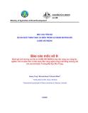 """Báo cáo nghiên cứu nông nghiệp """" Đánh giá ảnh hưởng của Dự án CARD VIE 062/04 trong việc nâng cao năng lực nghiên cứu và phân tích có liên quan đến công nghệ ương nuôi bằng mương nổi của cán bộ thuộc Trường Đại học Nha Trang - Báo cáo 5 """""""