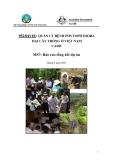 """Báo cáo nghiên cứu nông nghiệp """" QUẢN LÝ BỆNH PHYTOPHTHORA HẠI CÂY TRỒNG Ở VIỆT NAM CARD - MS7"""""""