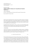 "Báo cáo hóa học: "" Research Article Interior Gradient Estimates for Nonuniformly Parabolic Equations II"""