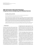 "Báo cáo hóa học: ""  High-Speed Turbo-TCM-Coded Orthogonal Frequency-Division Multiplexing Ultra-Wideband Systems"""