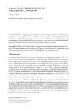 "Báo cáo hóa học: "" A BASE-POINT-FREE DEFINITION OF THE LEFSCHETZ INVARIANT"""