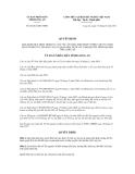 Quyết định số 02/2012/QĐ-UBND