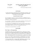 Quyết định số 185/QĐ-BTP
