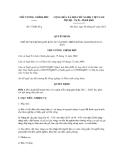 Quyết định số 57/QĐ-TTg