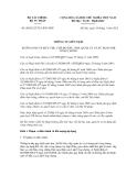 Thông tư liên tịch số 08/2012/TTLT-BTC-BTP