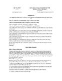 Thông tư số 16/2012/TT-BTC