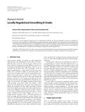 "Báo cáo hóa học: ""  Research Article Locally Regularized Smoothing B-Snake ´ ˆ Jerome Velut, Hugues Benoit-Cattin, and Christophe Odet"""