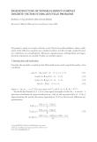EIGENSTRUCTURE OF NONSELFADJOINT COMPLEX DISCRETE VECTOR STURM-LIOUVILLE PROBLEMS ´ RAFAEL J.