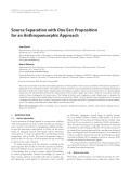 """Báo cáo hóa học: """" Source Separation with One Ear: Proposition for an Anthropomorphic Approach"""""""