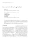 "Báo cáo hóa học: "" Interactive Exploration for Image Retrieval Matthieu Cord"""