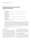 "Báo cáo hóa học: ""  Multimedia Terminal System-on-Chip Design and Simulation Ivano Barbieri"""