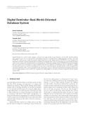 "Báo cáo hóa học: ""  Digital Reminder: Real-World-Oriented Database System Atsuo Yoshitaka"""