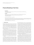 "Báo cáo hóa học: "" Physical Modeling of the Piano"""