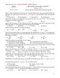 Đề ôn thi đại học cao đẳng môn vật lý 2012_đề 4