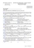 Đề thi thử đại học cao đẳng môn hóa học 2012_6