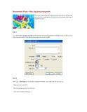 Macromedia Flash-Macro hiệu ứng bóng nước
