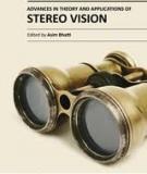 ADVANCES IN STEREO VISIONE