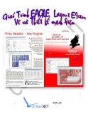 Giáo trình EAGLE Layout Aditor: Vẽ và thiết kế mạch điện