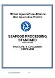 SEAFOOD PROCESSING STANDARD
