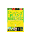 Encyclopedic Dictionary of Plant Breeding and Related Subjects