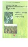 Ebook Khoa học công nghệ nông nghiệp và phát triển nông thôn 20 năm đổi mới: Tập 1 - NXB Chính trị quốc gia