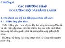 Nguyên lý laser - Chương 4.1