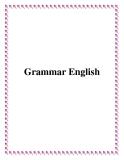 Grammar English (Ngữ pháp tiếng anh)