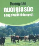 Chất thải động vật và hướng dẫn nuôi gia súc