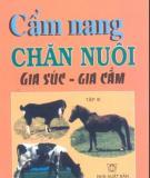 Cẩm nang chăn nuôi gia súc – gia cầm tập 3
