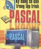 Ebook Lập trình Pascal (Tập 2) - Bùi Việt Hà