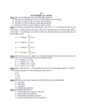 Đề thi thử đại học môn Lý Bộ đề 3
