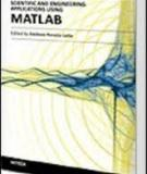 SCIENTIFIC AND ENGINEERING APPLICATIONS USING MATLABE