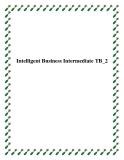 Intelligent Business Intermediate TB_2