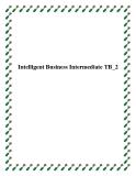 Intelligent Business Intermediate TB_2