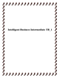 Intelligent Business Intermediate TB_1
