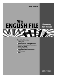 New English File  Elementary (2004) Test Booklet