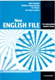 New English File Pre Intermediate TB