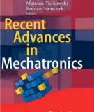 SÁCH: ADVANCES IN MECHATRONICS