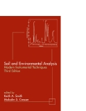 Soil and Environmental AnalysisModern