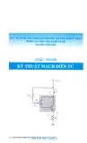 Giáo trình Kỹ thuật mạch điện tử - CĐ Nông nghiệp Hà Nội