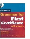 Grammar For First Certificate - P1