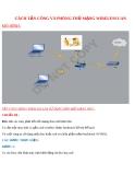 Cách tấn công và phòng thủ mạng Wireless LAN
