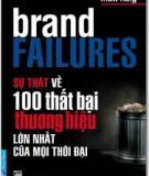 Sự thật về 100 thất bại thương hiệu lớn nhất mọi thời đại
