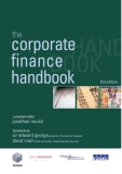 The corporate finance handbook