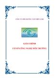 Giáo trình cơ sở công nghệ môi trường - TS. Nguyễn Trung Việt, TS. Trần Thị Mỹ Diệu