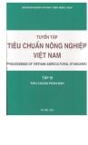 Tập 3 Tiêu chuẩn phân bón - Tiêu chuẩn Nông nghiệp Việt Nam